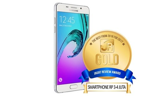 Samsung Galaxy A5 (2016) - Gold