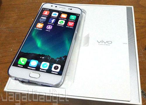 VIVO V5 Plus briefing