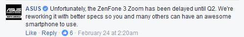 FB Asus Zenfone 3 Zoom