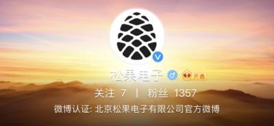 Pinecone-Weibo (1)