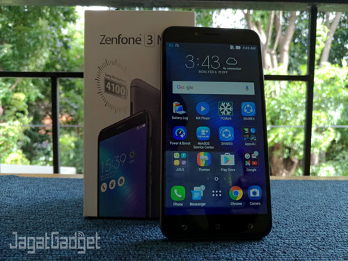 Zenfone 3 Max ZC53KL boc