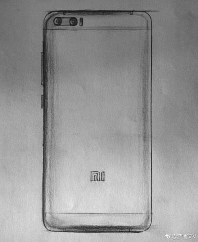 Mi 6 Sketch - 02
