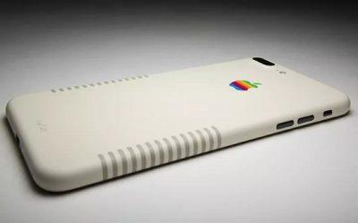 iPhone 7 Plus Retro