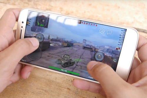 Moto M - Gaming
