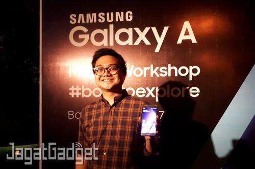 Samsung Galaxy A Series 2017 - 03