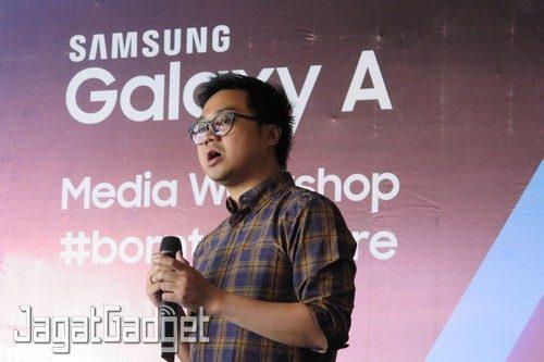 Samsung Galaxy A Series 2017 - Irfan Rinaldi