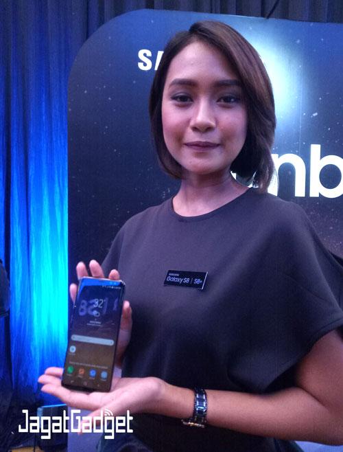 Galaxy S8 a