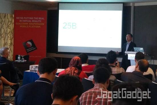 Patrick Tsie, Senior Director, Technical Marketing, Qualcomm