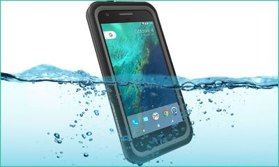 pixel waterproof case