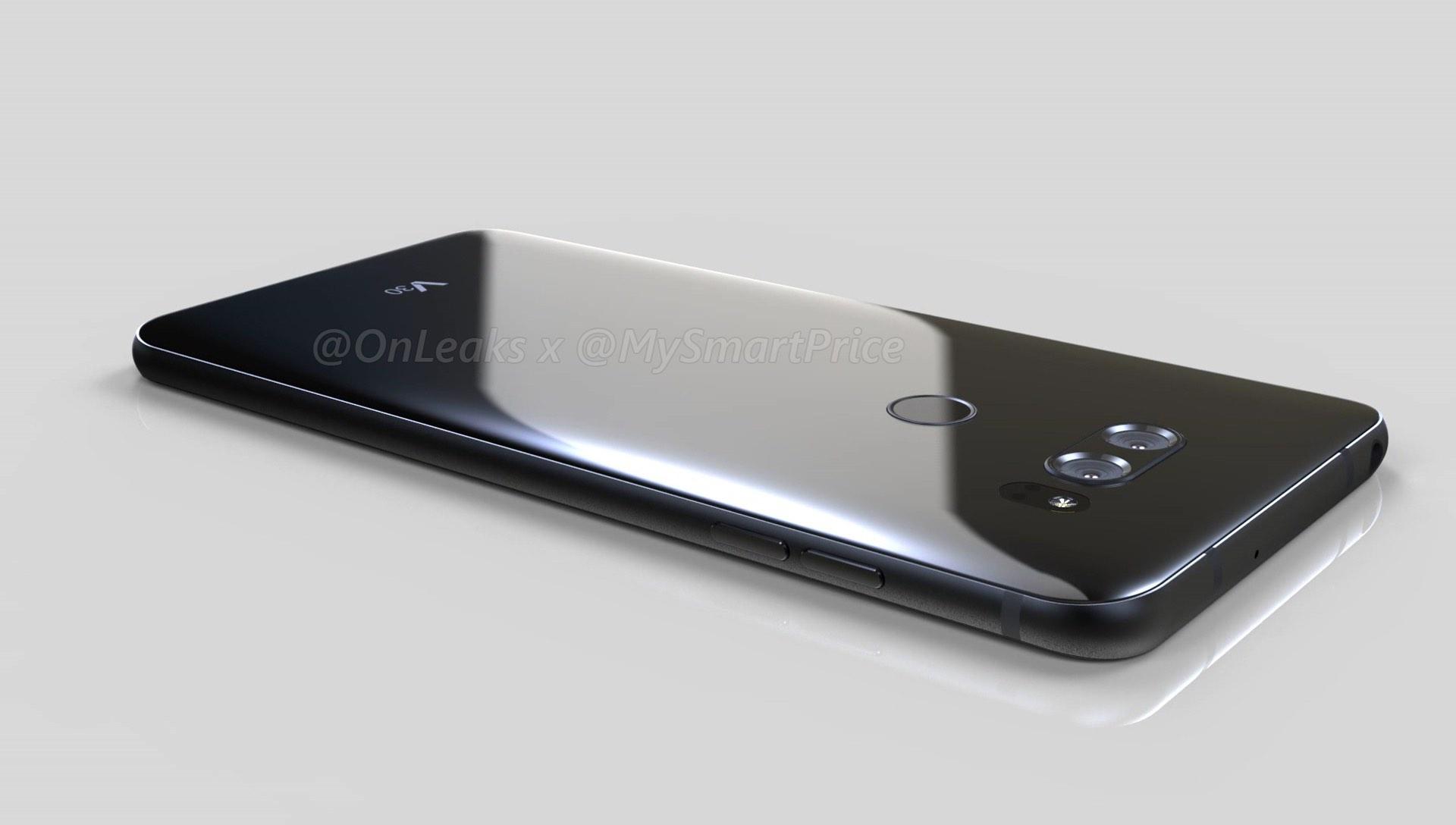 LG V30 CAD renders 1