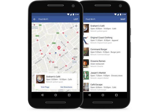 facebook wifi finder