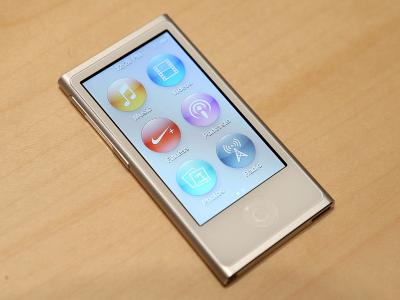 iPod Shuffle Nano