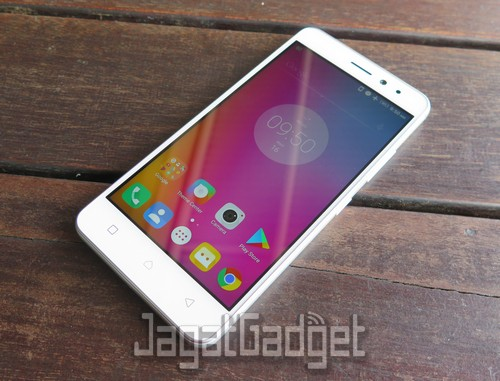 Review Smartphone Android Lenovo K6 Power Page 4