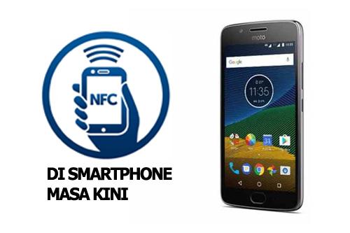 NFC di Smartphone Masa Kini
