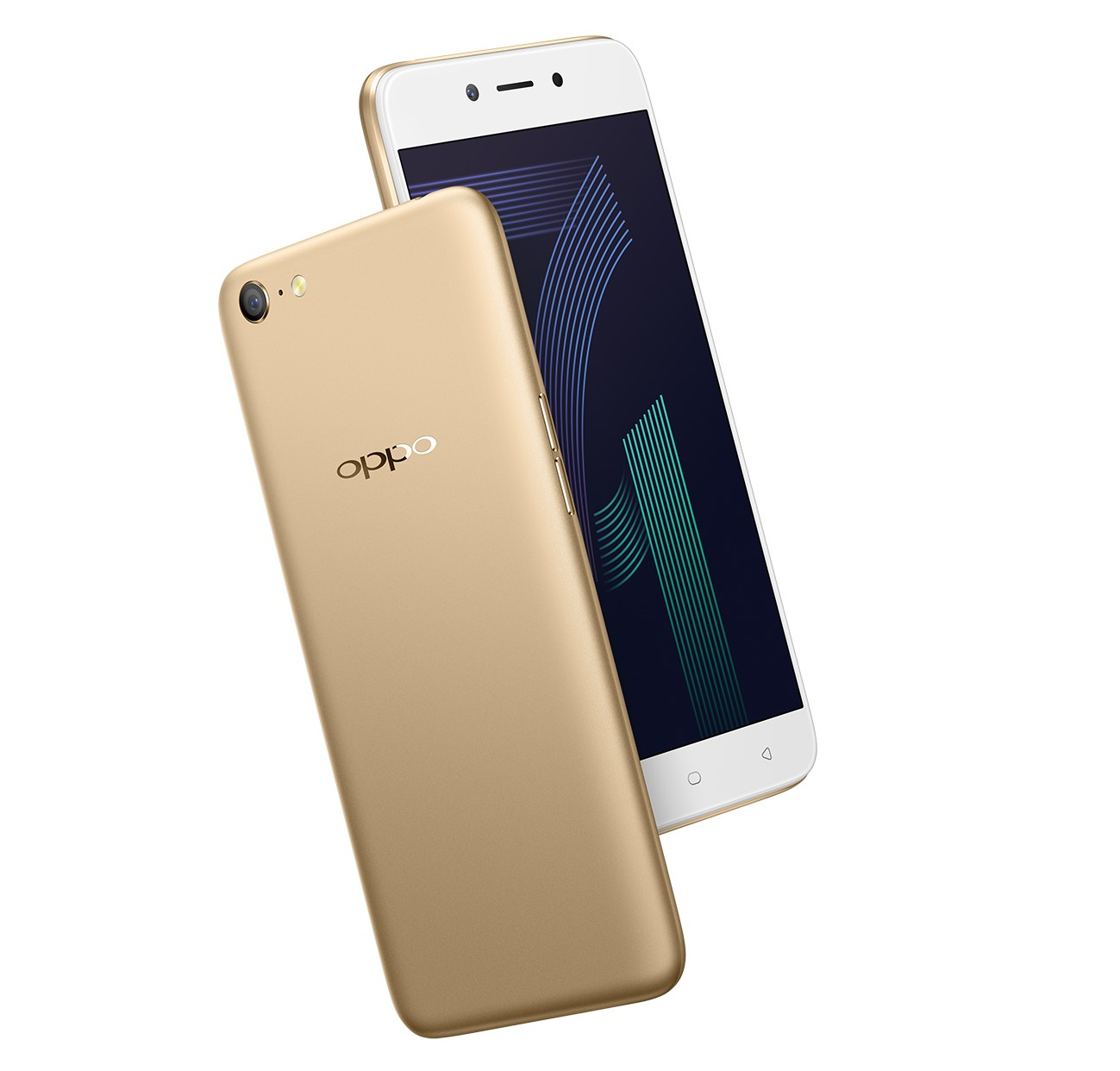 OPPO A71 Gold