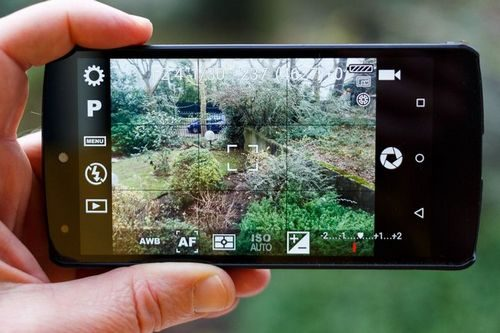 Smartphone Camera Software