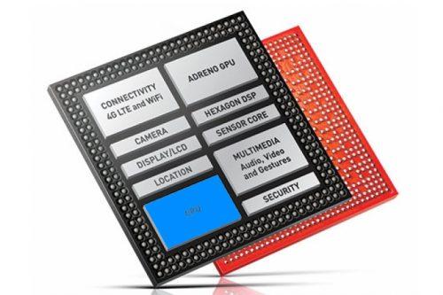 SoC CPU