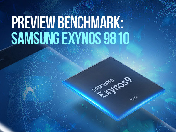 Preview Exynos 9810