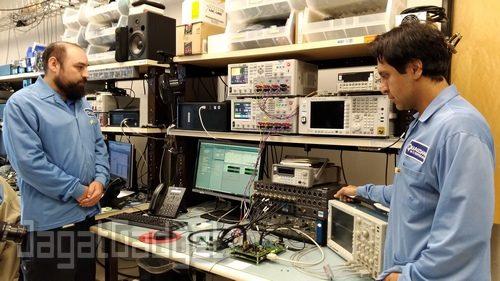 Qualcomm Audio Lab Tour 10