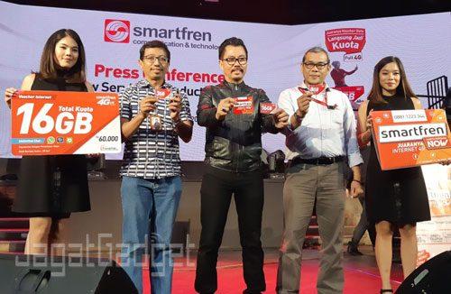 Voucher Kuota 4G Kartu Perdana Now