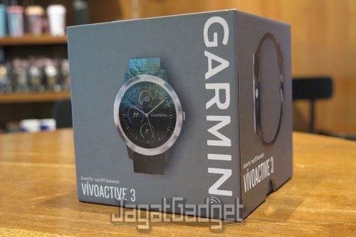 garmin vivoactive3 6