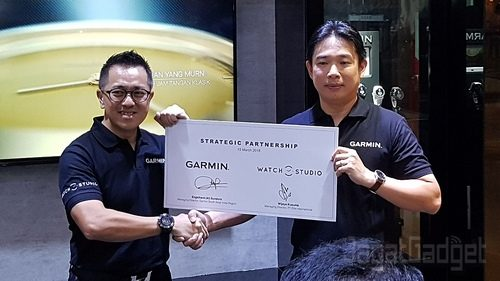 Garmin Watch Studio 05