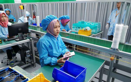 Pabrik Infinix 1
