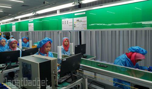 Pabrik Infinix 2
