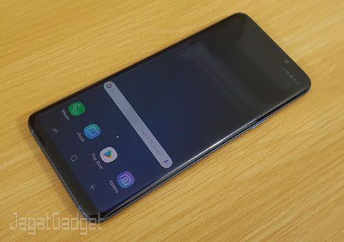 1. Samsung Galaxy S9