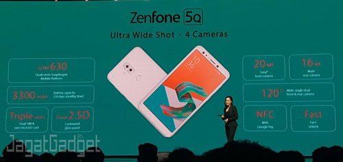 5 Zenfone 5Q