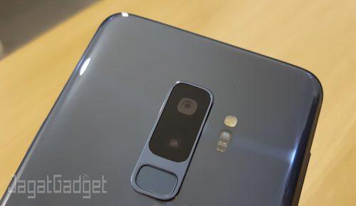 6. Samsung Galaxy S9