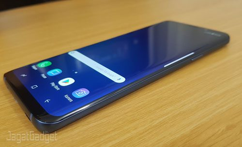 9. Samsung Galaxy S9