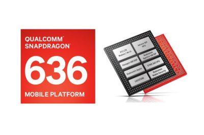 Qualcomm Snapdragon 636 1