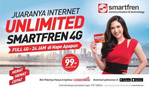 Unlimited Smartfren 4G