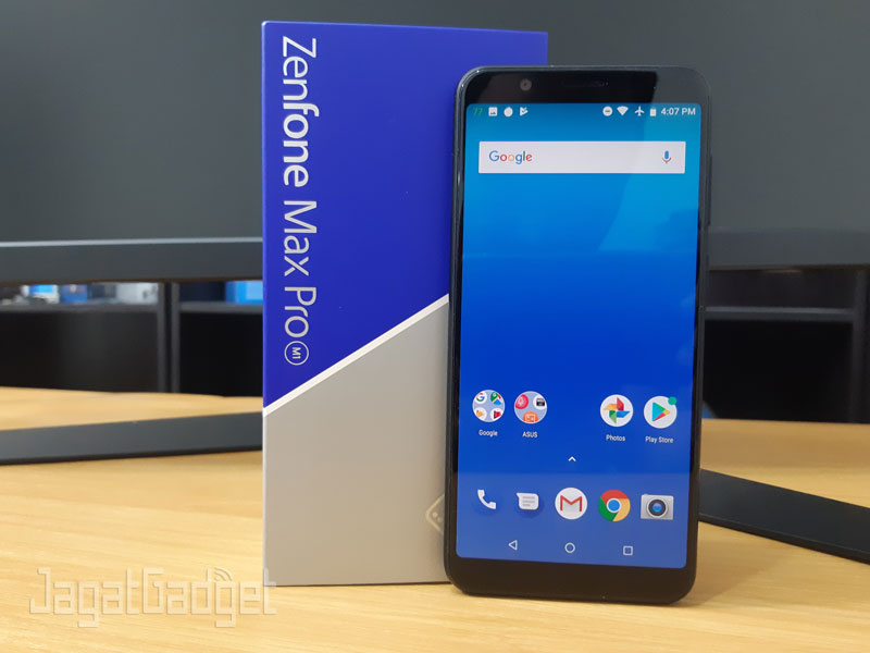 1 Zenfone Max Pro M1