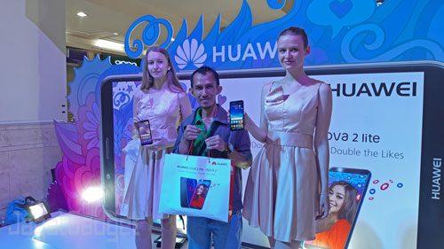 2 Huawei Nova 2 Lite