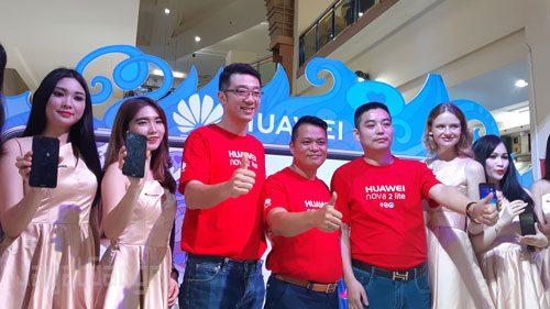 6 Huawei Nova 2 Lite