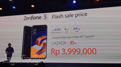 Flashsale price