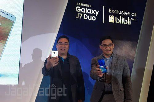Galaxy J7 Duo Blibli