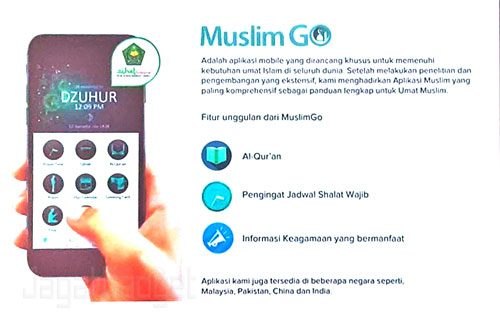 Muslim Go 2
