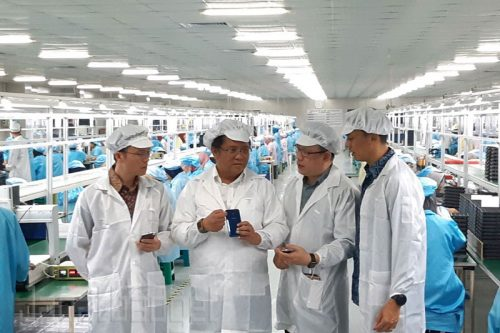 Pabrik advan