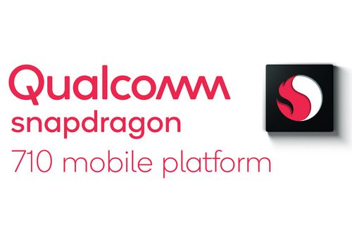 Snapdragon 710 Logo