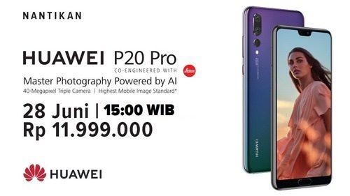 Huawei P20 Pro Lazada