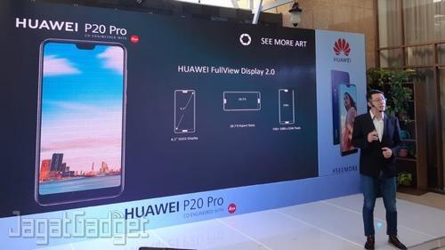 Launching Huawei P20 Pro 02