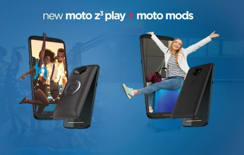 Moto Z3 Mod