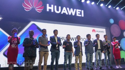 Huawei Nova 3i Launching Indonesia 2