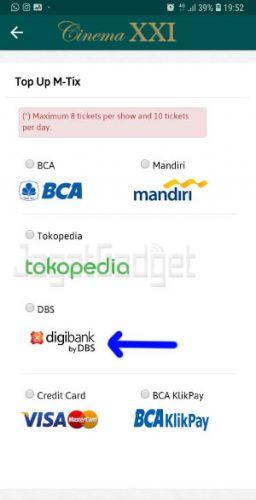 MTix Digibank