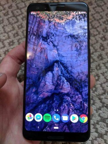 2 Google Pixel 3