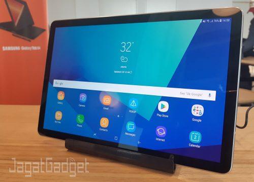 Galaxy Tab S pogo standalone