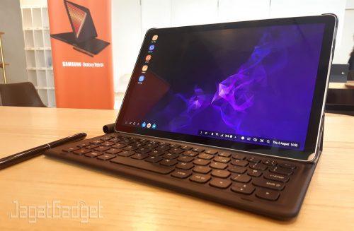 Galaxy Tab S4 keyboard